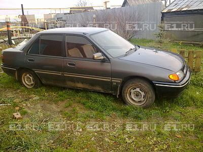 Ford Laser, 1992 год, 40 000 руб.