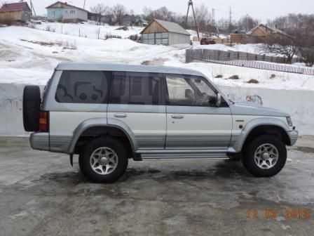 Mitsubishi Pajero, 1996 год, 485 000 руб.