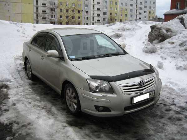 Toyota Avensis, 2008 год, 659 000 руб.