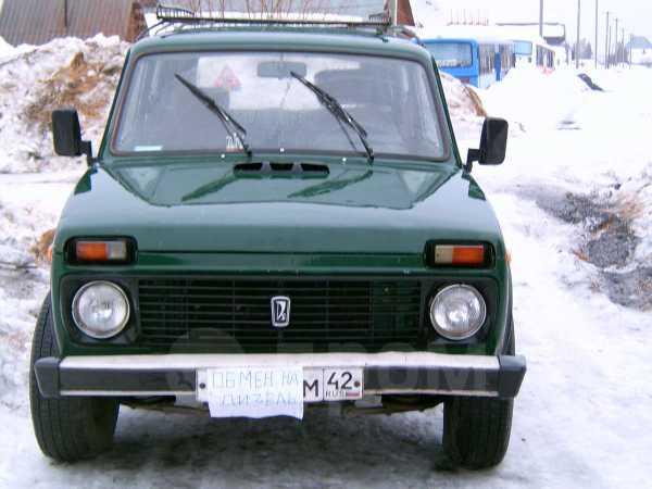 Лада 4x4 2131 Нива, 1997 год, 120 000 руб.