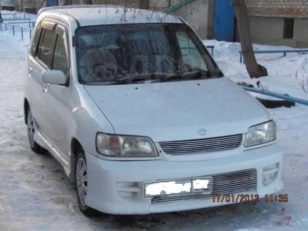 Nissan Cube, 2000 год, 195 000 руб.