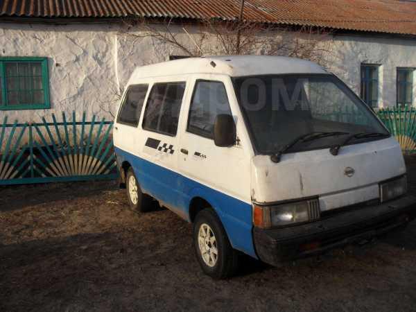 Nissan Vanette, 1991 год, 115 000 руб.
