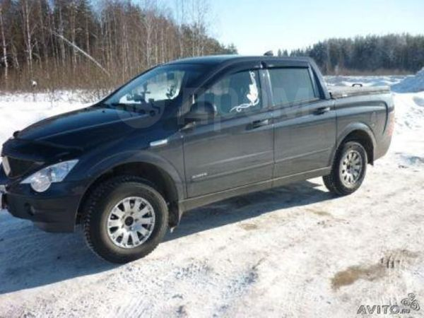 SsangYong Actyon Sports, 2008 год, 550 000 руб.