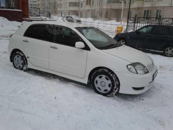 Toyota Allex, 2002 год, 310 000 руб.