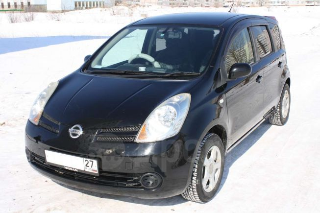 Nissan Note, 2006 год, 280 000 руб.