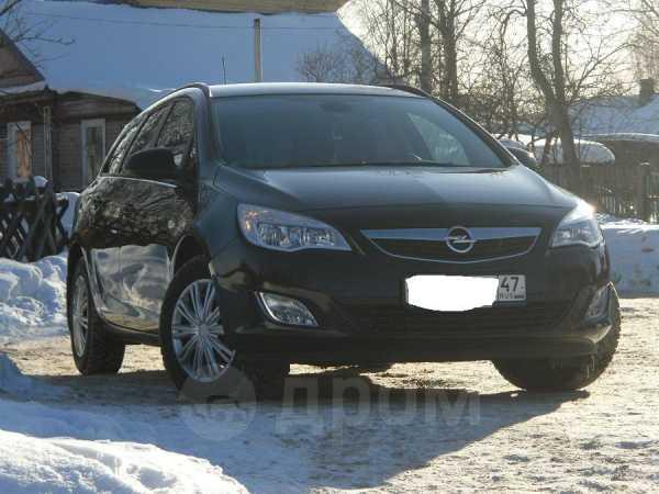 Opel Astra, 2011 год, 630 000 руб.