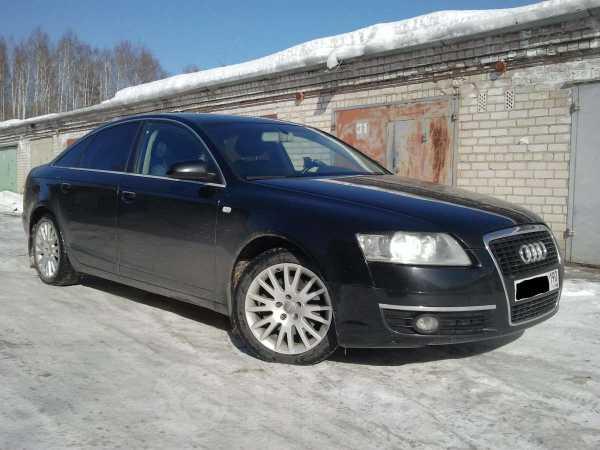 Audi A6, 2005 год, 650 000 руб.