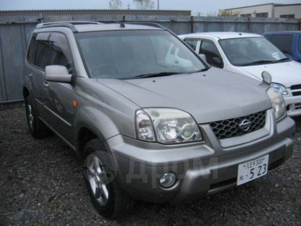 Nissan X-Trail, 2001 год, 520 000 руб.