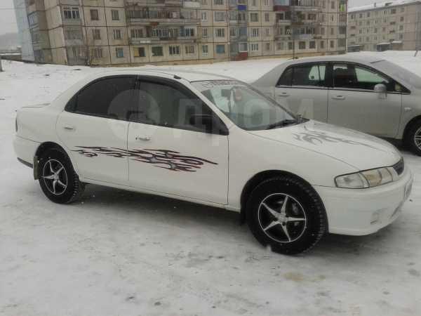 Mazda Familia, 1997 год, 170 000 руб.