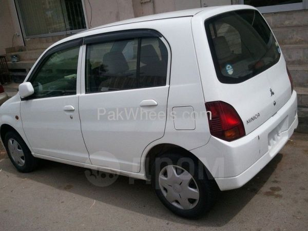 Mitsubishi Minica, 2001 год, 240 000 руб.