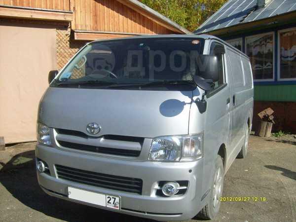 Toyota Regius Ace, 2006 год, 800 000 руб.