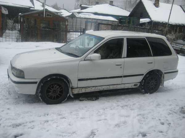 Nissan Wingroad, 1996 год, 60 000 руб.