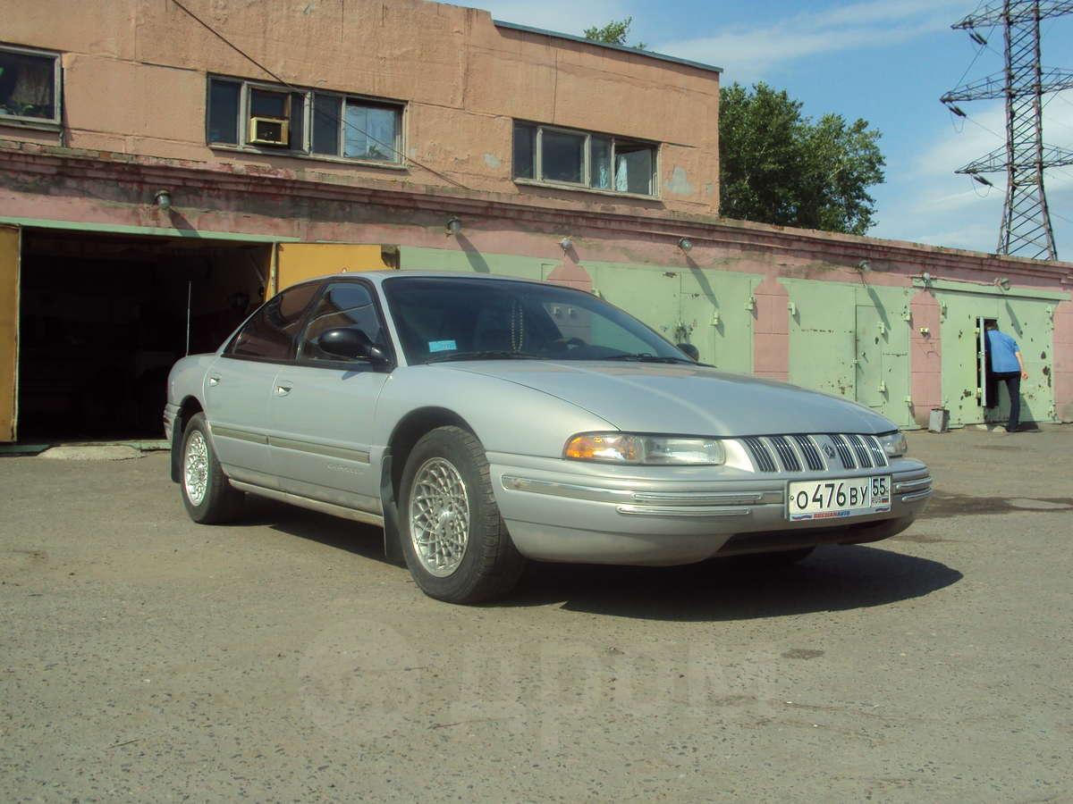 крайслер 1994 года фото