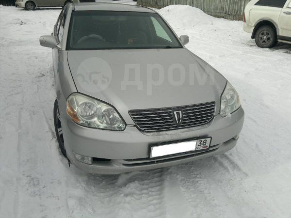 Toyota Mark II, 2001 год, 405 000 руб.