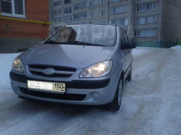 Hyundai Getz, 2008 год, 285 000 руб.