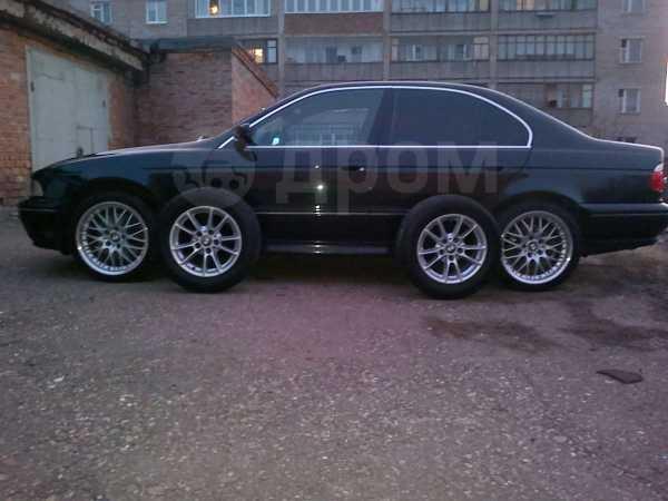 BMW 5-Series, 2002 год, 500 000 руб.