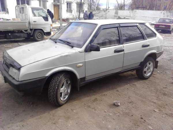 Лада 2109, 1999 год, 90 000 руб.