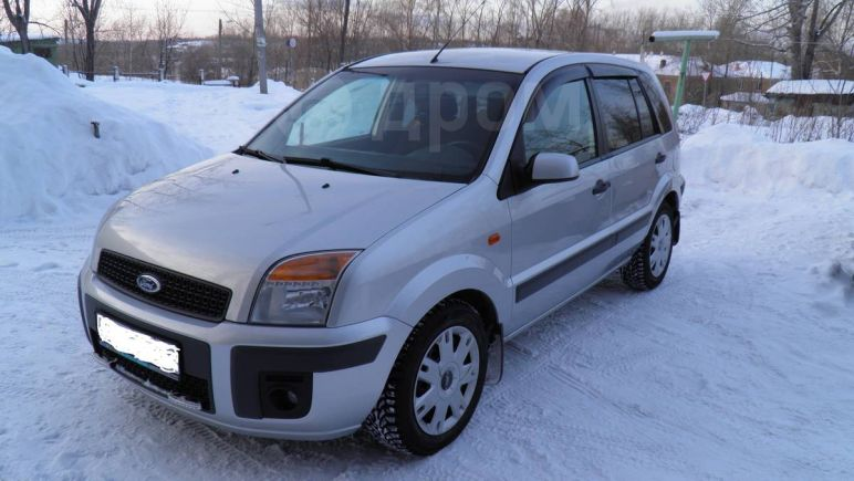 Ford Fusion, 2008 год, 370 000 руб.