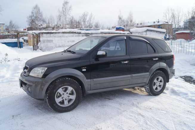 Kia Sorento, 2005 год, 570 000 руб.