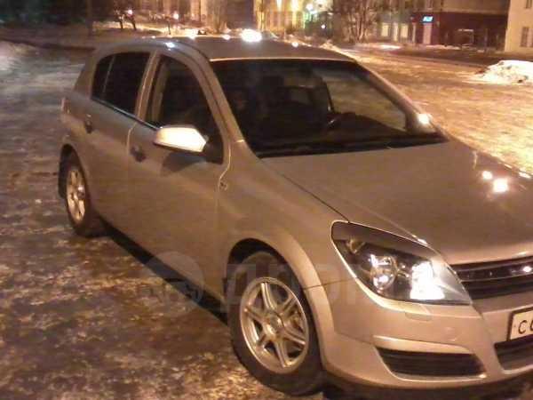 Opel Astra, 2004 год, 340 000 руб.
