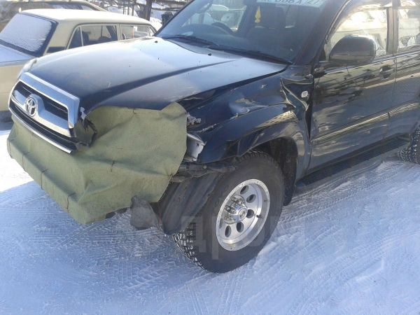 Toyota Hilux Surf, 2007 год, 900 000 руб.