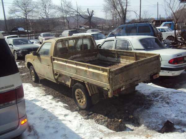 Nissan Datsun, 1990 год, 55 000 руб.