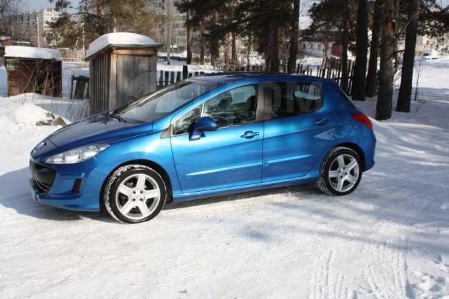 Peugeot 308, 2009 год, 445 000 руб.