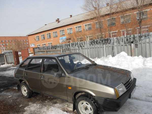 Лада 2109, 2001 год, 115 000 руб.