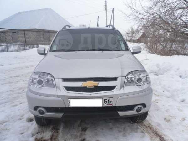 Chevrolet Niva, 2012 год, 520 000 руб.