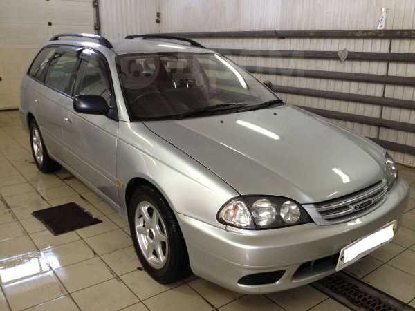 Toyota Caldina, 2001 год, 255 000 руб.
