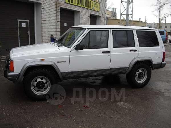 Jeep Cherokee, 1993 год, 230 000 руб.