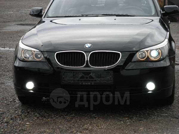 BMW 5-Series, 2005 год, 850 000 руб.