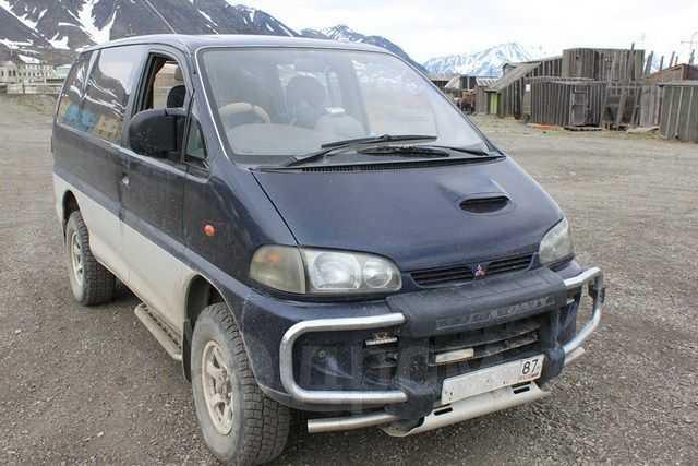 Mitsubishi Delica, 1995 год, 395 000 руб.