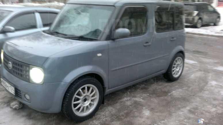 Nissan Cube, 2004 год, 270 000 руб.
