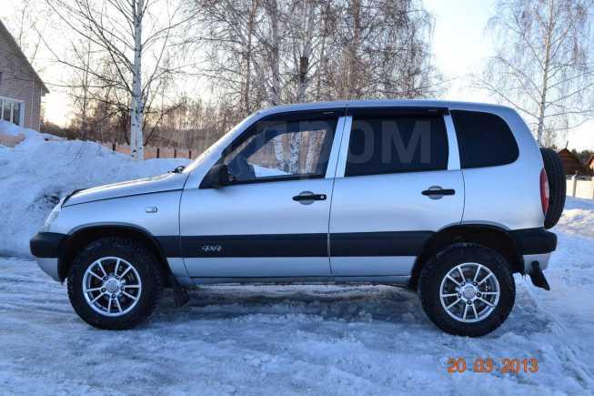 Chevrolet Niva, 2006 год, 273 000 руб.