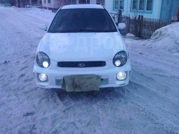 Subaru Impreza, 2001 год, 260 000 руб.