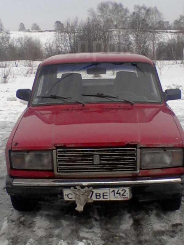 Лада 2107, 1991 год, 21 000 руб.