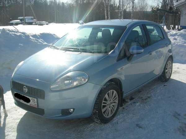 Fiat Punto, 2007 год, 310 000 руб.