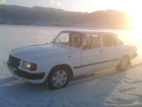 ГАЗ 3110 Волга, 1998 год, 70 000 руб.