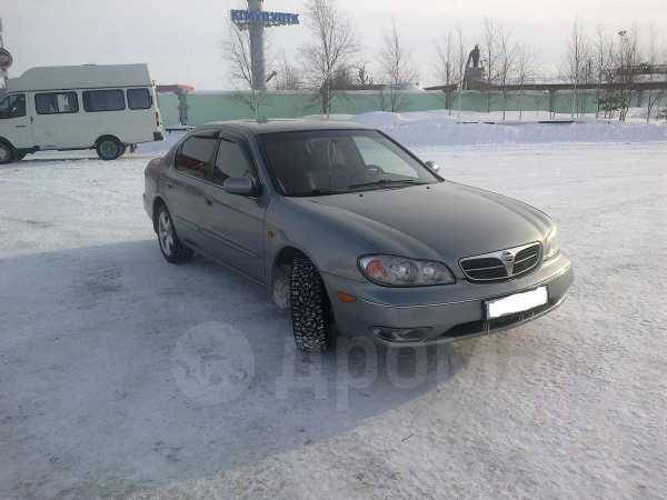 Nissan Maxima, 2004 год, 400 000 руб.