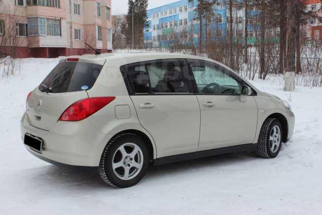 Nissan Tiida, 2007 год, 410 000 руб.