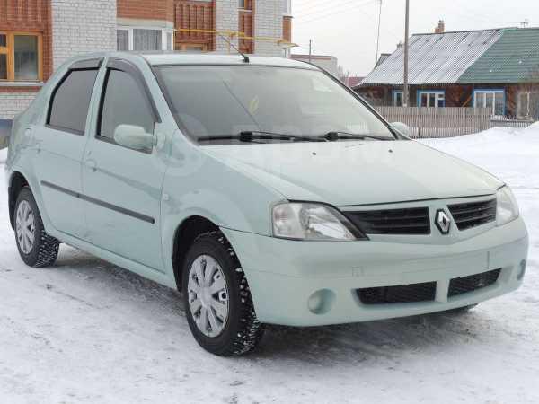 Renault Logan, 2006 год, 245 000 руб.