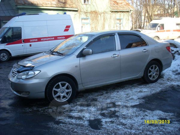 BYD F3, 2008 год, 210 000 руб.