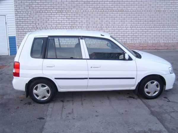 Mazda Demio, 2002 год, 207 000 руб.