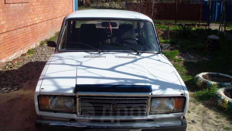 Лада 2107, 2001 год, 61 000 руб.