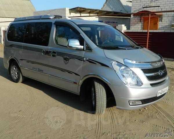 Hyundai Grand Starex, 2009 год, 840 000 руб.