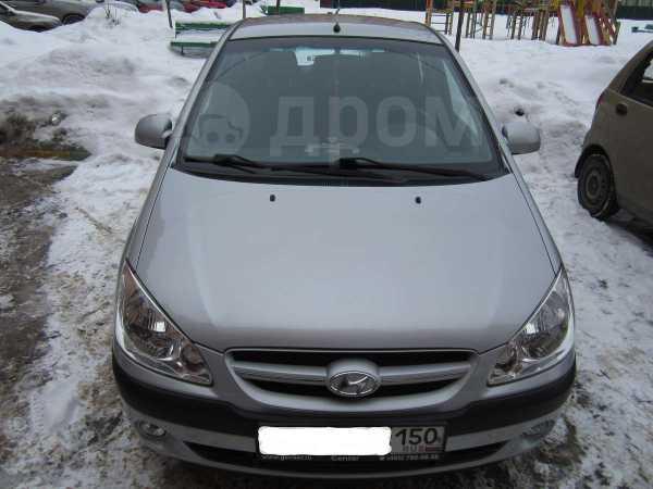 Hyundai Getz, 2008 год, 360 000 руб.