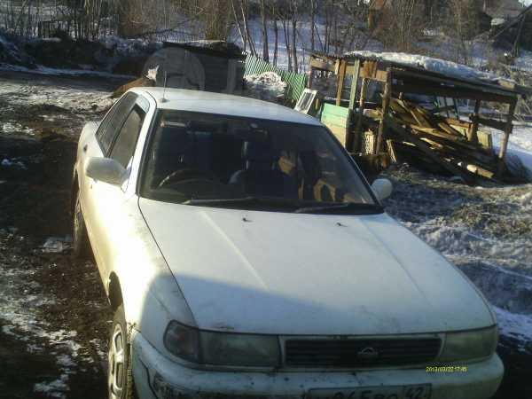 Nissan Sunny, 1993 год, 80 000 руб.