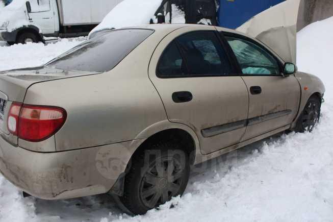 Nissan Almera, 2003 год, 85 000 руб.