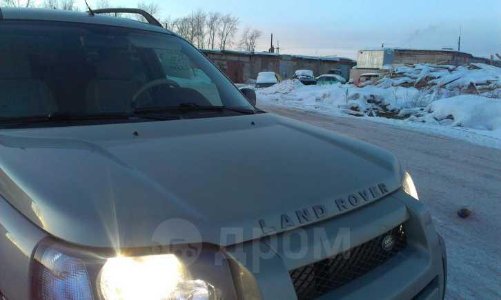Land Rover Freelander, 2003 год, 490 000 руб.